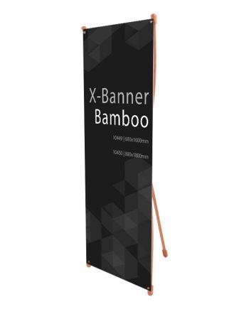 X-Banner Bamboo