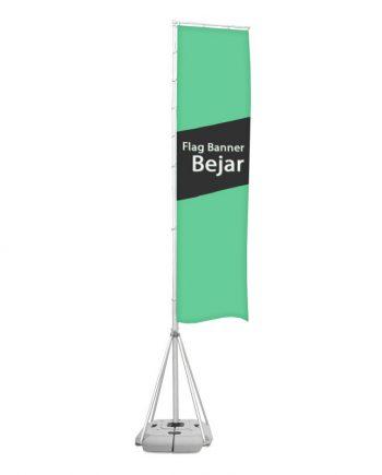 Flag Banner Bejar - Banderole Publicitaire