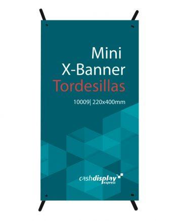 Mini X-Banner de Sobremesa