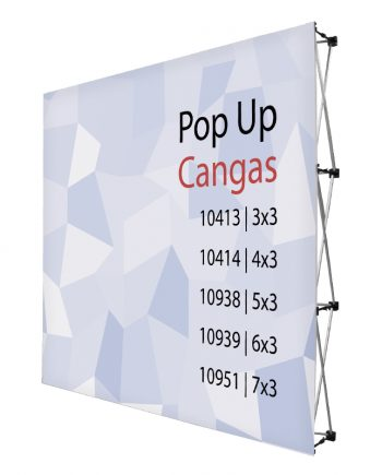 Soporte Pop-Up Fabric Cangas