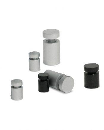Entretoises en Aluminium Ø25x30mm