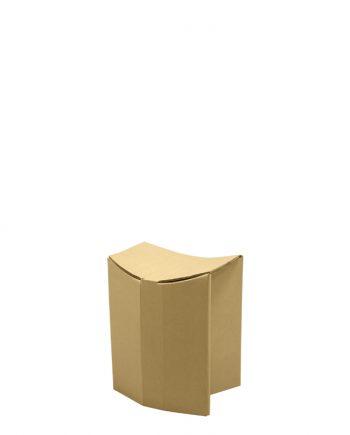 Tabouret en Carton Ovale