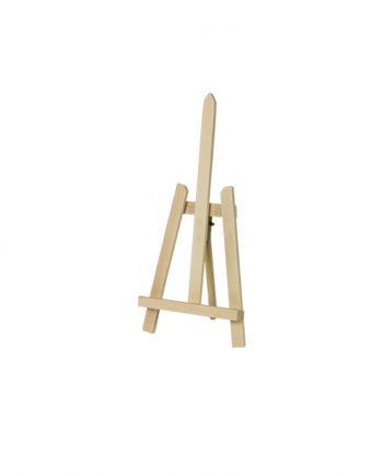 Chevalet de Table en Bois 42x19-34cm