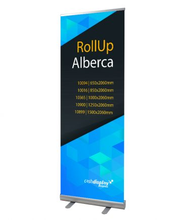 Roll-Up Standard Alberca