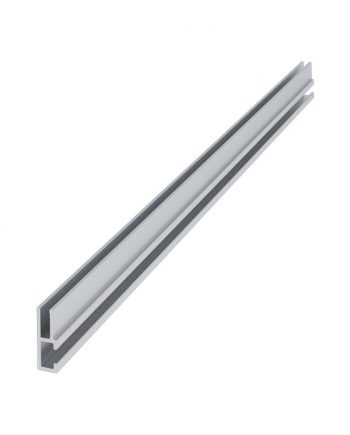Profilé en Aluminium pour Texfix II
